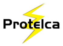 PROTELCA logo
